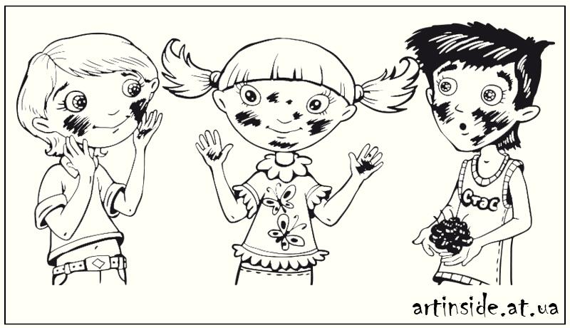 художник иллюстратор Киев